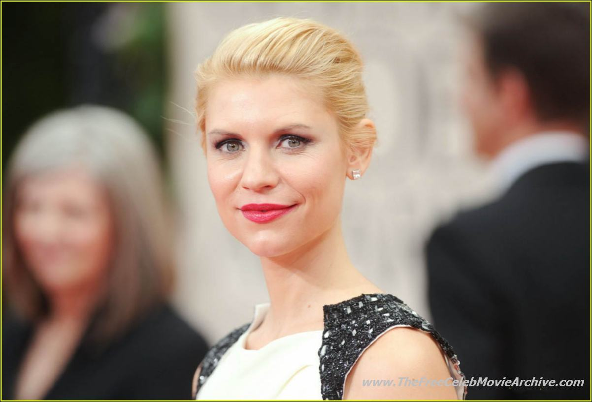 Belli claire danes naked woman
