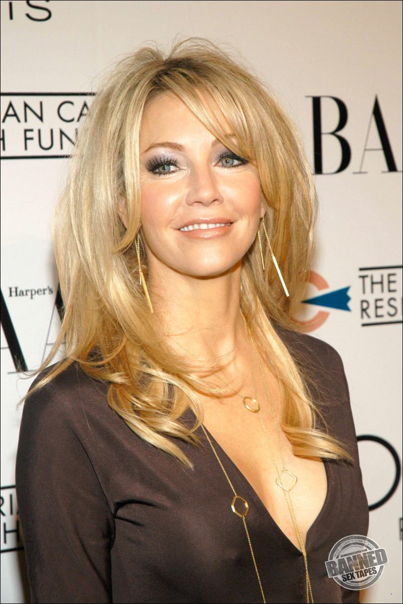Heather locklear nude pictures