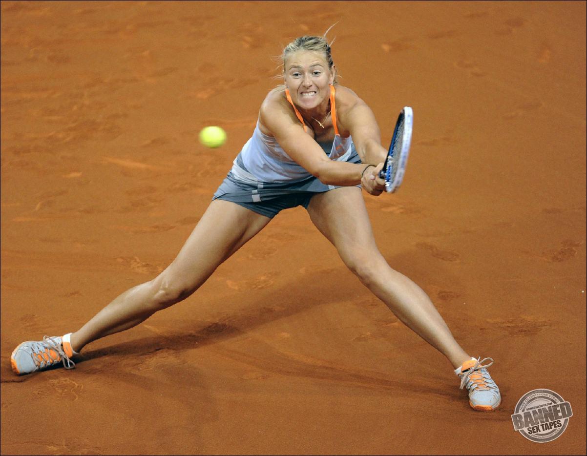 Maria sharapova nude free apologise, but