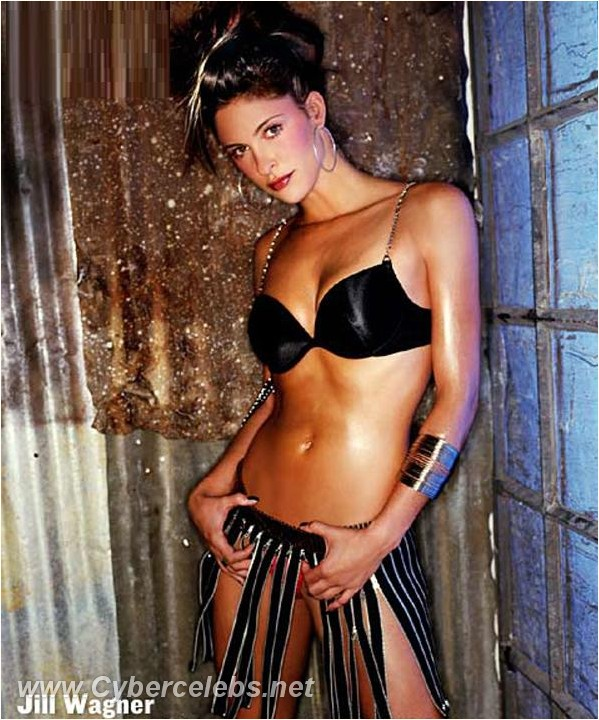 Excited Jill wagner nude n naked