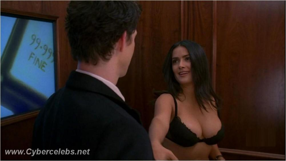 Salma Hayek Nude In Movies 46
