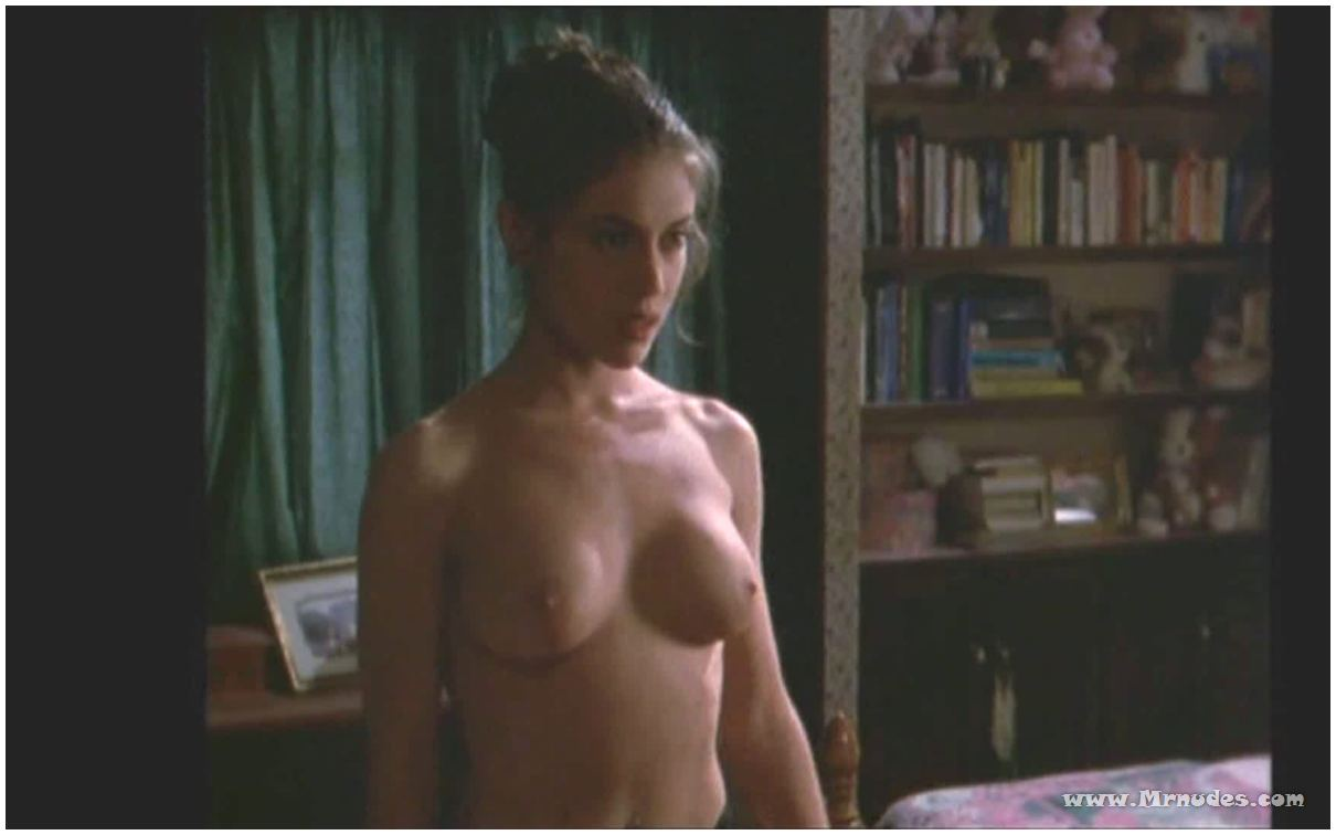 Nude milano free allysa photos of
