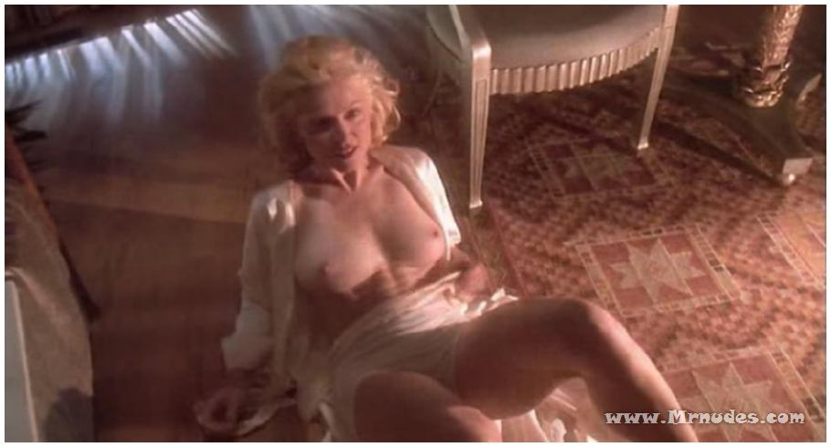 Opinion you Madonna nude naked tits