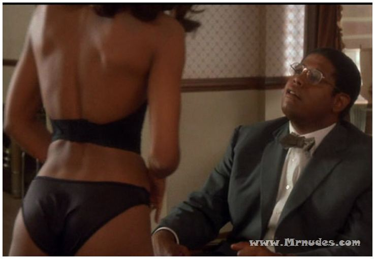 Robin givens see through