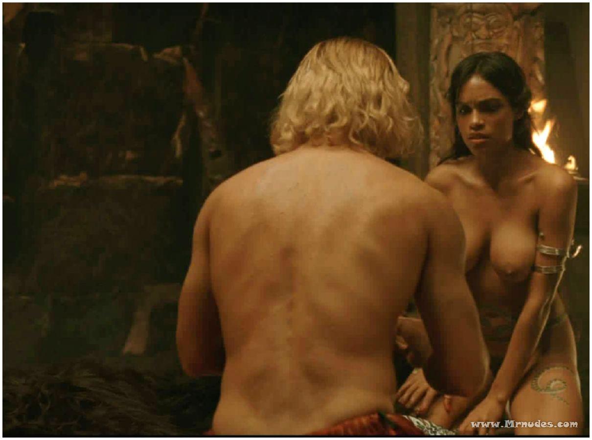 But Rosario dawson nude trance