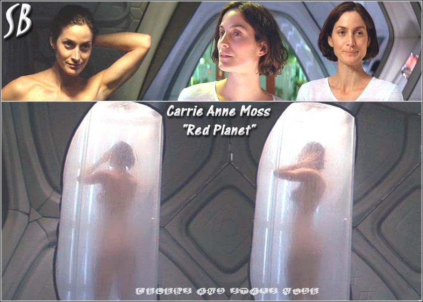 carrie anne moss nude video № 66625