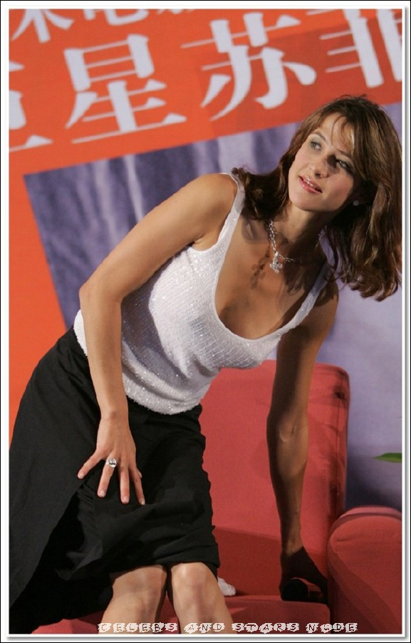 sophie marceau come shot