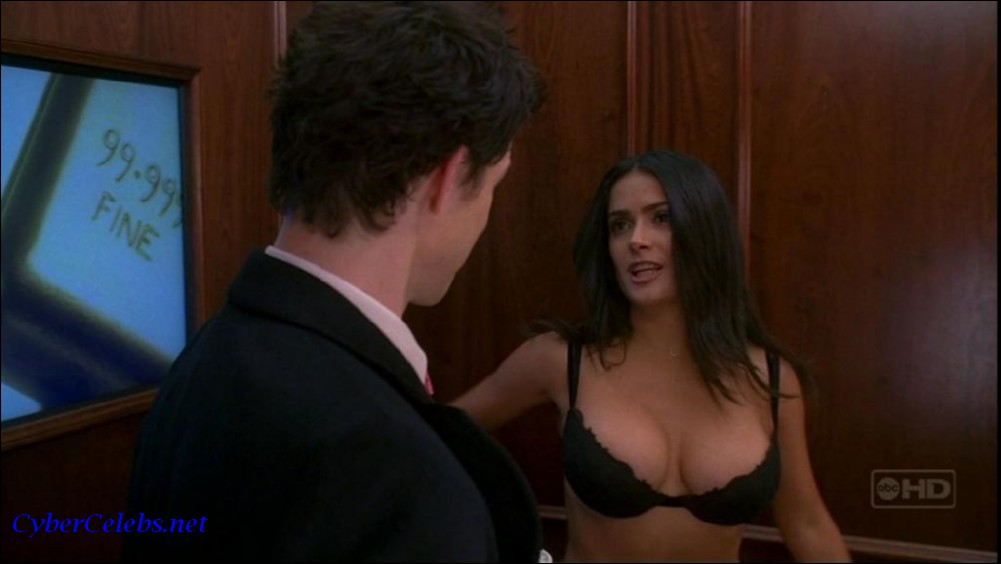Salma Hayek Nude In Movies 22