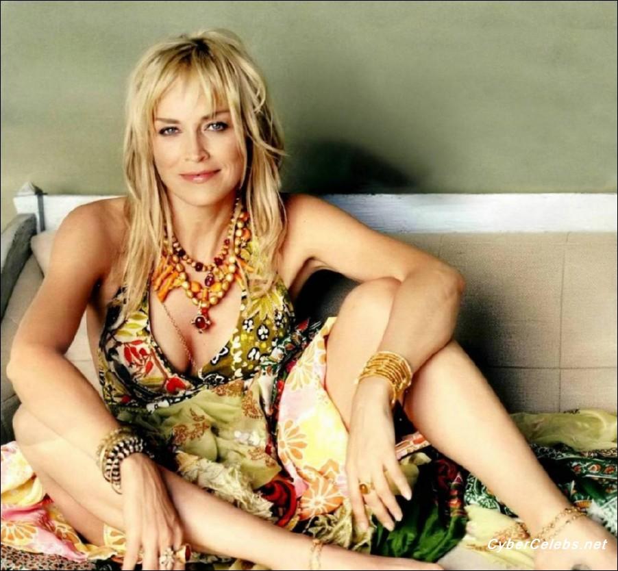 Sharon Stone Nude Sex 87