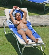 Only At St Nude Celebs Celebrity Movies Kerry Katona