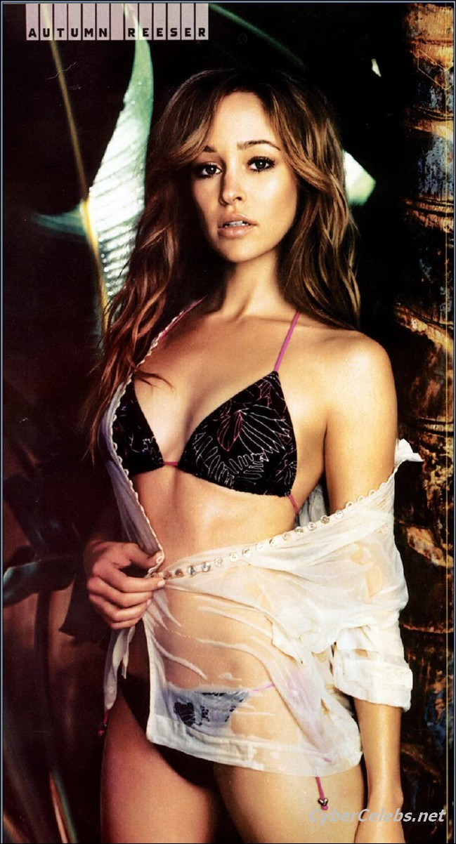 Autumn Reeser naked celebrities free movies and pictures!