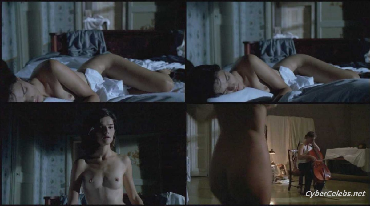 Chiara Caselli naked