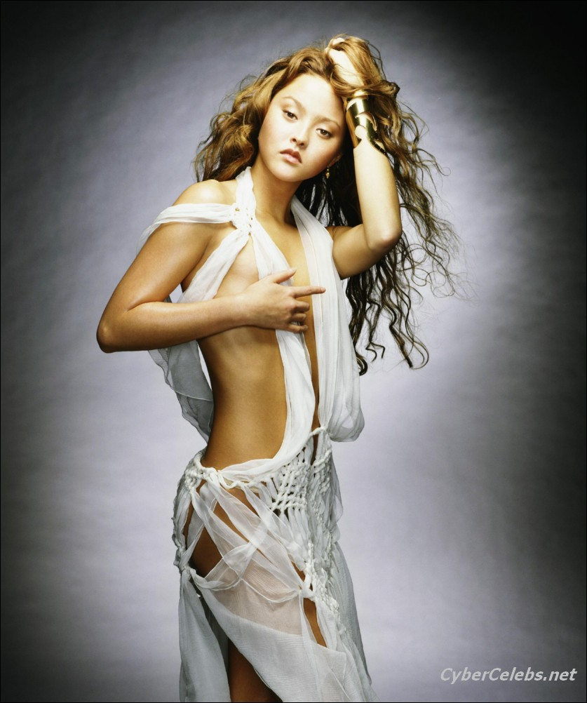 Devon aoki hot movie scenes something is