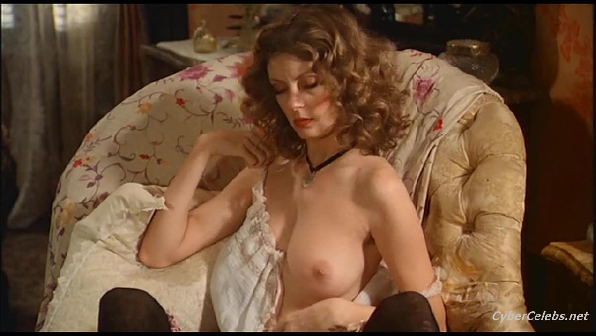 Susan sarandon nude naked