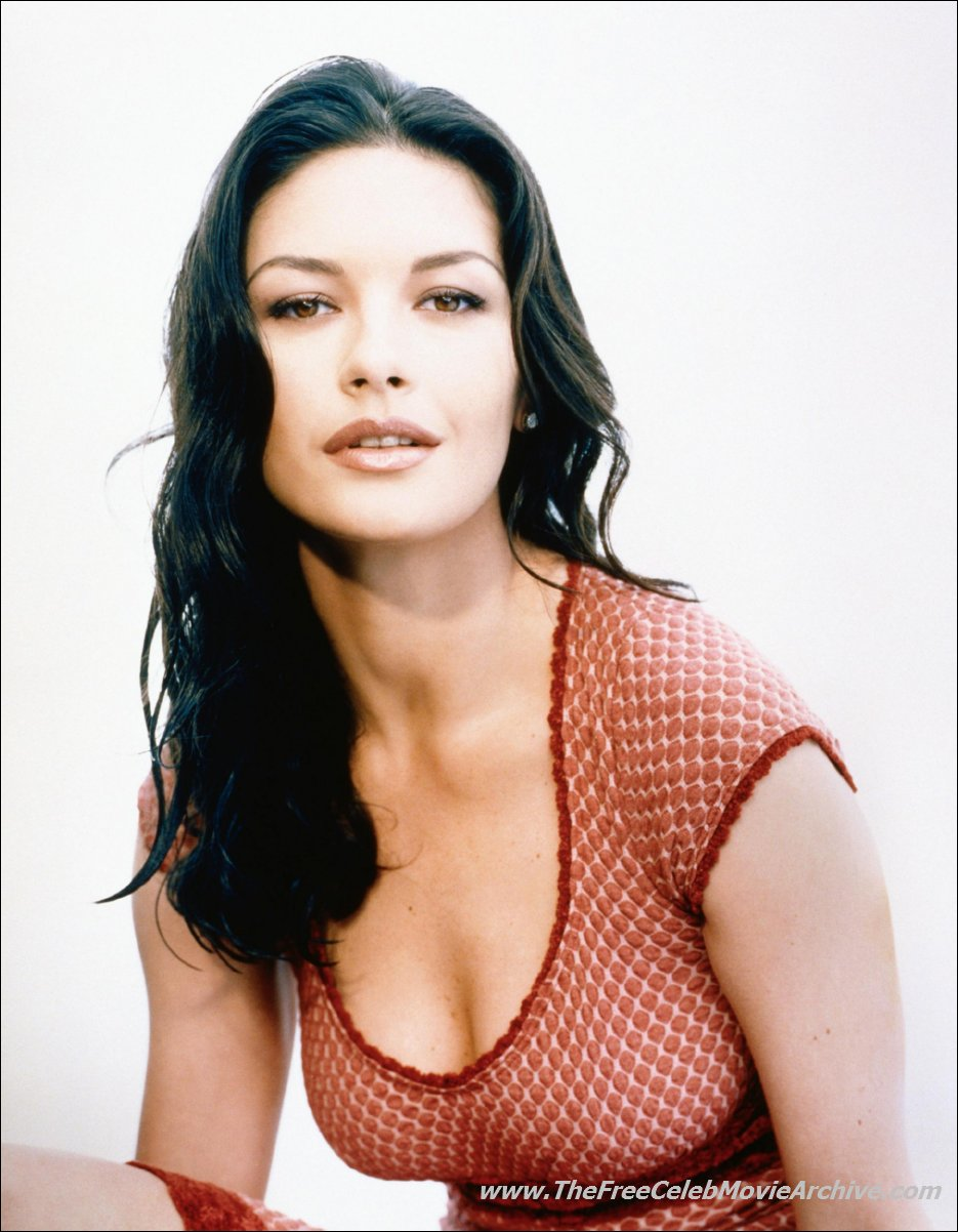 Catherine Zeta Jones naked celebrities free movies and pictures!