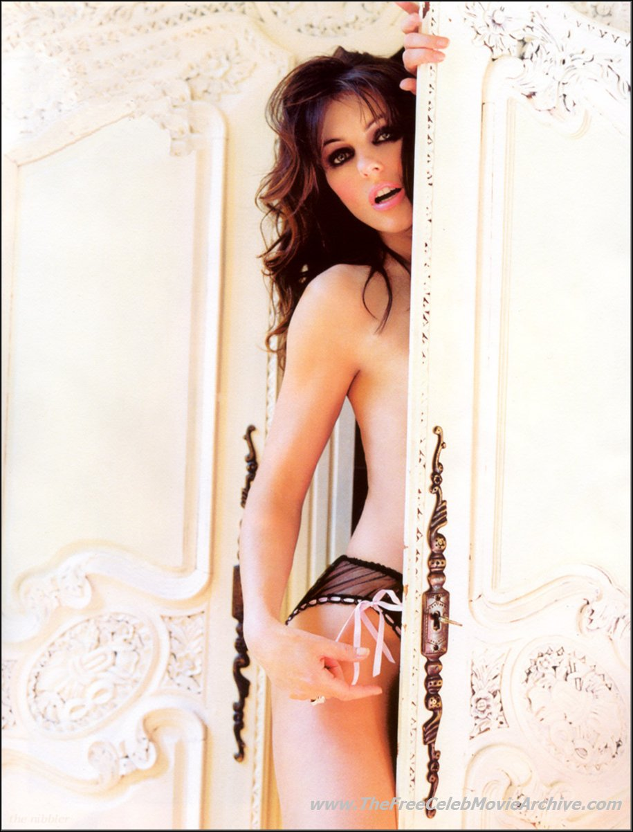 elizabeth hurley 025 Elizabeth Hurley normally manages to keep herself perfectly put together, ...