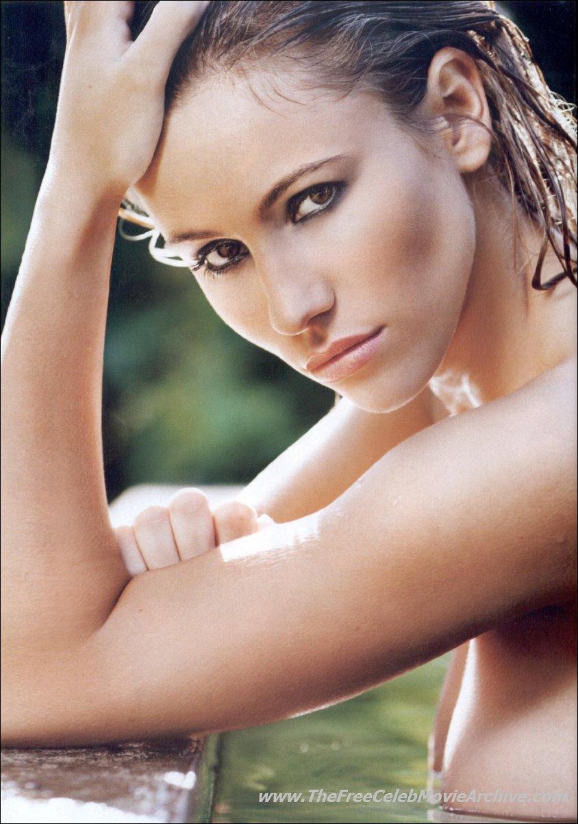 Nude gaelle garcia diaz Gaelle Garcia
