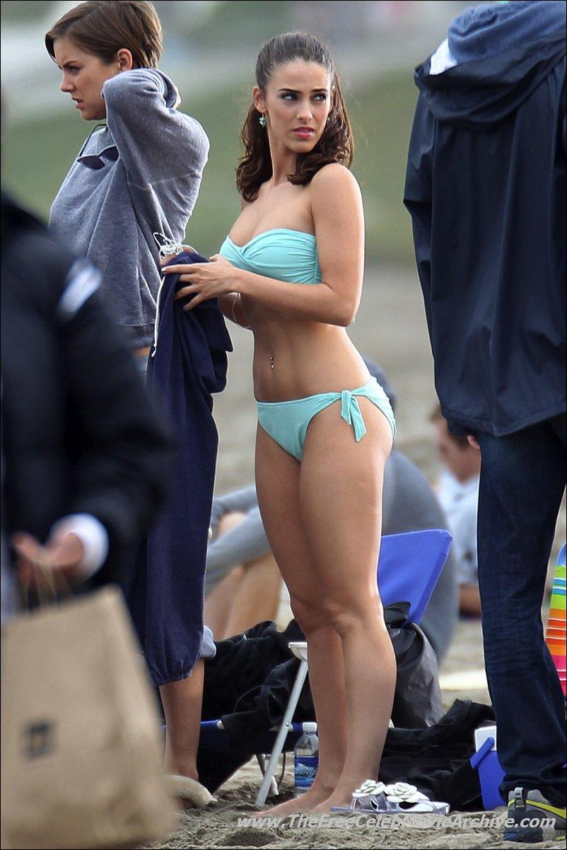 ass bikini bra butt