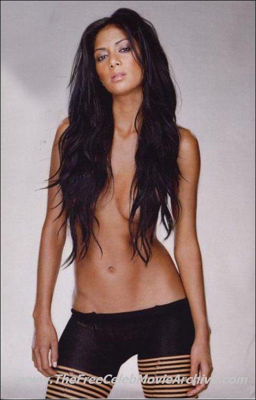 Nicole Scherzinger Nude Pictures